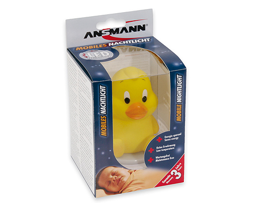 Nightlight NL-E duck<br>